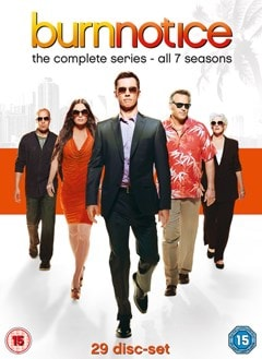 Burn Notice: The Complete Series - 1
