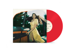 Blue Banisters - Limited Edition Transparent Red Vinyl - 1