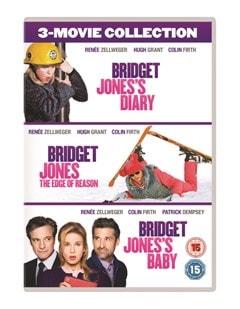 Bridget Jones's Diary/The Edge of Reason/Bridget Jones's Baby - 1
