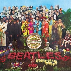 The Beatles: Sgt Peppers Canvas Print - 1