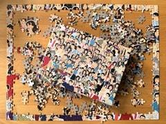 Friends: 500 Piece Jigsaw Puzzle - 2