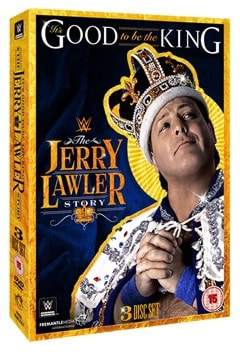 WWE: It's Good to Be the King - The Jerry Lawler Story - 2