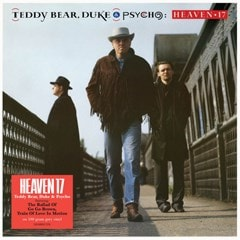 Teddy Bear, Duke and Psycho - 1