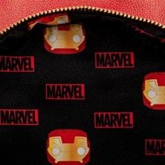 Iron Man: Light-Up Mini Loungefly Backpack - 4