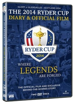 Ryder Cup: 2014 - Official Film and Diary - 40th Ryder Cup - 2