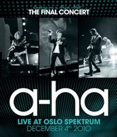 A-Ha: Ending On a High Note - The Final Concert - 1