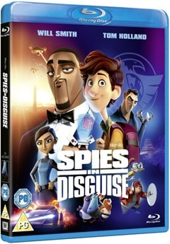 Spies in Disguise - 2