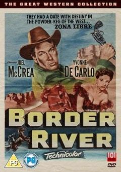 Border River - 1
