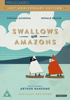 Swallows and Amazons - 1