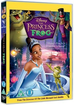The Princess and the Frog - 4