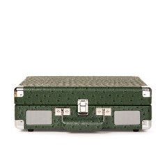 Crosley Cruiser Deluxe Green Ostrich Turntable - 3