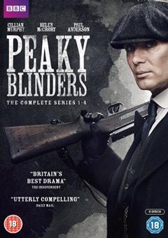 Peaky Blinders: The Complete Series 1-4 - 1