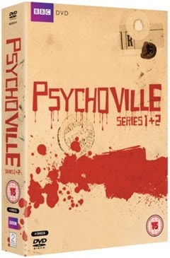 Psychoville: Series 1 and 2 - 1