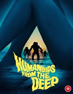 Humanoids from the Deep - 1