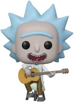 Pop Vinyl: Tiny Rick with Guitar (489): Rick & Morty - 2