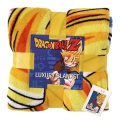 Dragon Ball Z Fleece Blanket - 3