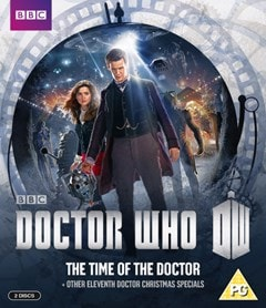 Doctor Who: The Time of the Doctor and Other Eleventh Doctor ... - 1