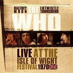 Live at the Isle of White Festival 1970 - 1