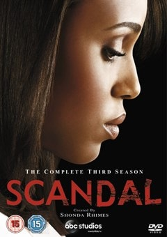 Scandal: The Complete Third Season - 1