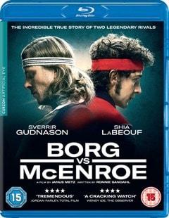 Borg Vs. McEnroe - 1