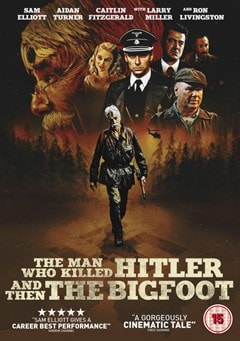 The Man Who Killed Hitler and Then the Bigfoot - 1