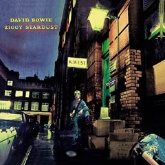 The Rise and Fall of Ziggy Stardust and the Spiders from Mars - 1