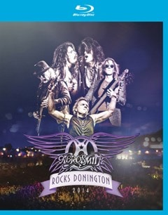 Aerosmith Rocks Donington - 1
