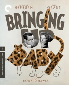 Bringing Up Baby - The Criterion Collection - 1