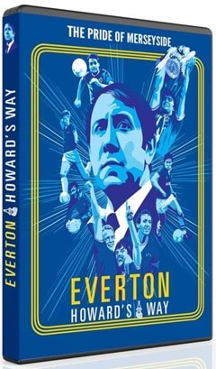 Everton: Howard's Way - 2