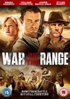 War On the Range - 1