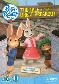 Peter Rabbit: The Tale of the Great Breakout - 1