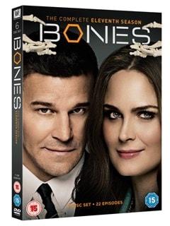 Bones: The Complete Eleventh Season - 2