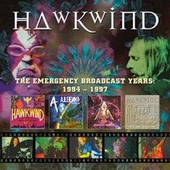 The Emergency Broadcast Years 1994-1997 - 1