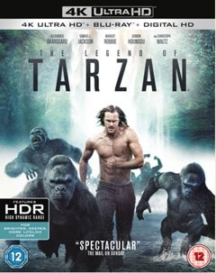 The Legend of Tarzan - 1