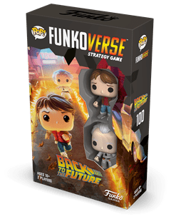 Funkoverse: Back To The Future - 100 Expandalone Strategy Game - 5