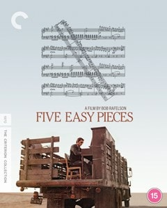 Five Easy Pieces - The Criterion Collection - 1