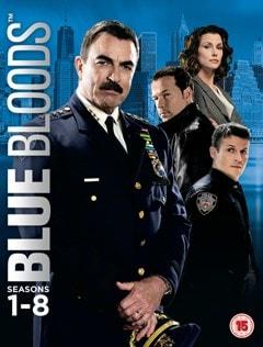 Blue Bloods: Seasons 1-8 - 1