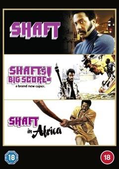 Shaft/Shaft's Big Score/Shaft in Africa - 1