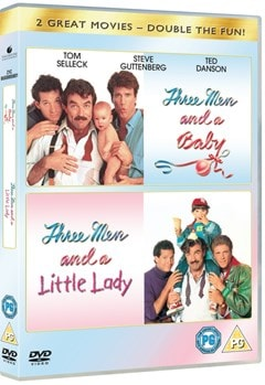 Three Men and a Baby/Three Men and a Little Lady - 2