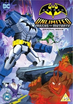 Batman Unlimited: Mech Vs Mutants - 1