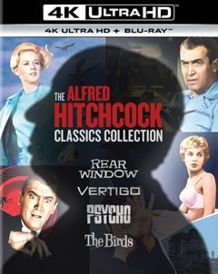 The Alfred Hitchcock Classics Collection - 1