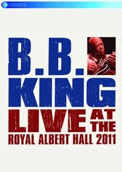 B.B. King: Live at the Royal Albert Hall 2011 - 1