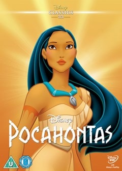 Pocahontas (Disney) - 1