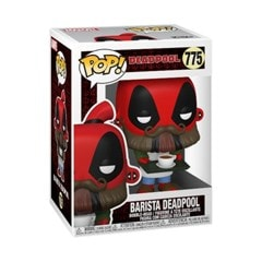 Coffee Barista (775) Deadpool 30th Marvel Pop Vinyl - 2