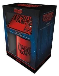 Stranger Things: Upside Down Mug Gift Set - 1