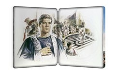 Spartacus (hmv Exclusive) - Japanese Artwork Series #7 Limited Edition Steelbook - 4