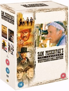 Sam Peckinpah - The Legendary Westerns Collection - 2