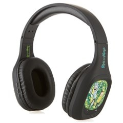 Lazerbuilt Rick & Morty Portal Bluetooth Headphones - 1