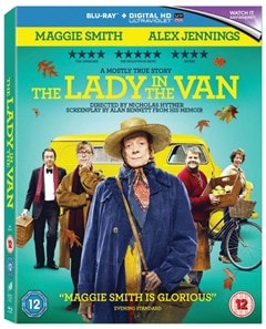 The Lady in the Van - 1
