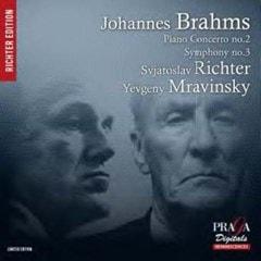 Johannes Brahms: Piano Concerto No. 2/Symphony No. 3 - 1
